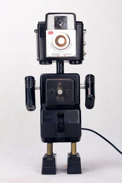 Camerak Robot appareil photo