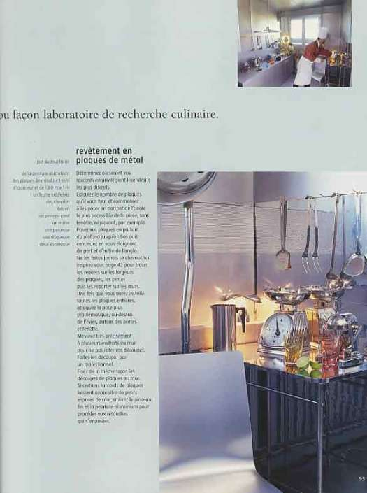 page Livre Métamorphoses, philippe Model, éditions du chêne
