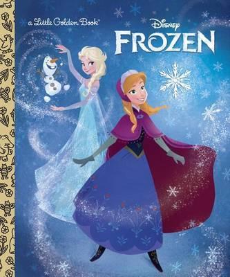 book disney frozen