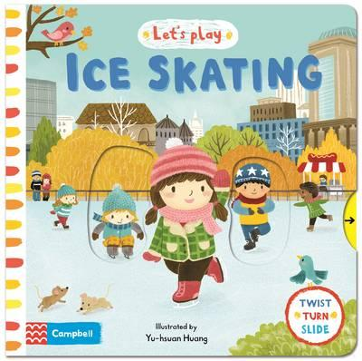 book let's play ice skating