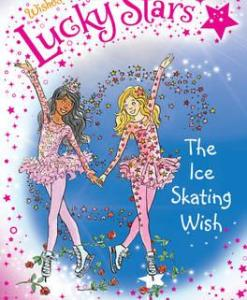 book lucky stars 9 the ice skating wish