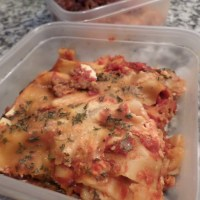Lasagna in a slow cooker