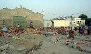 Suicide bombing Yemen