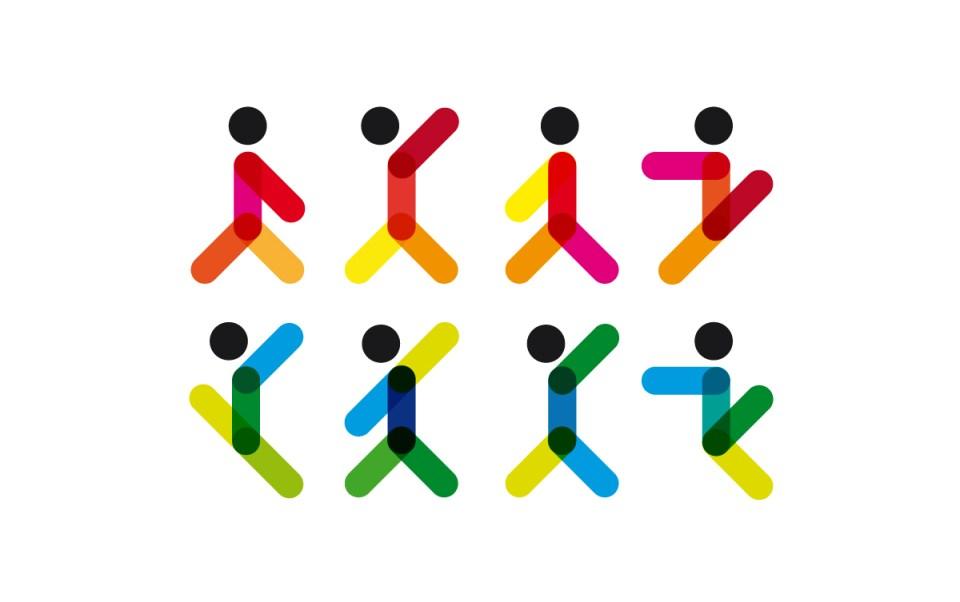 emta rediseño marca before after pictos aldaia teatro escuela restyling personajes diseño branding valencia cartel encuentro aniversario 30 pictos