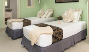 Jepun with 1 extra king bed or 2 king single beds.