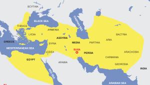 Medo-Persian Empire