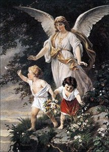 angel guardian Matthew 18-10