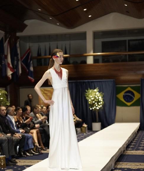 Fashion designer Kim Ellen