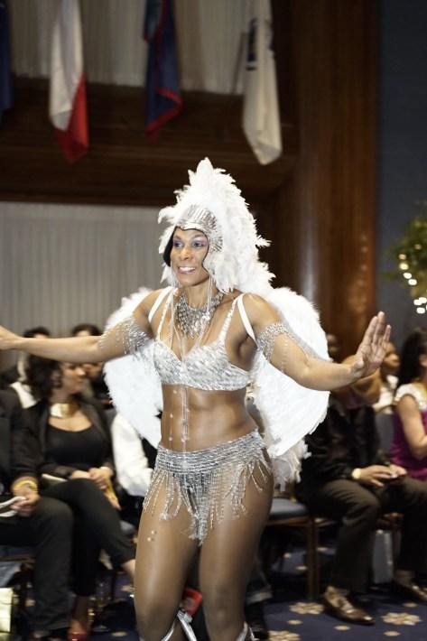 Samba Girl in washingtondc fashion