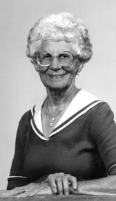 Anna Peterson, John's Mom