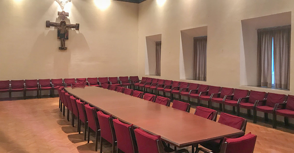 Angelicum - Congress Center - Sala Del Senato