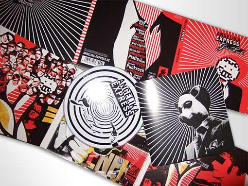 Goldener Trash Album CD