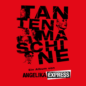 Tantenmaschine Cover