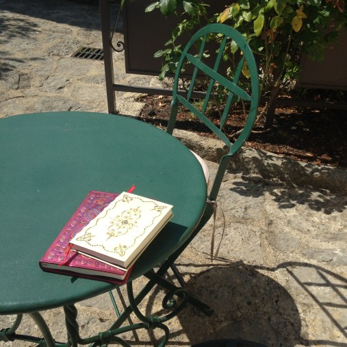 Le Mas Candille – perfect writer's inspiration