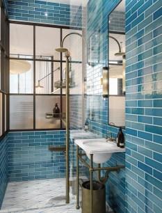 The Williamsburg Hotel Bathroom - RENDERING CREDIT - Steelblue courtesy of The Williamsburg Hotel - RL