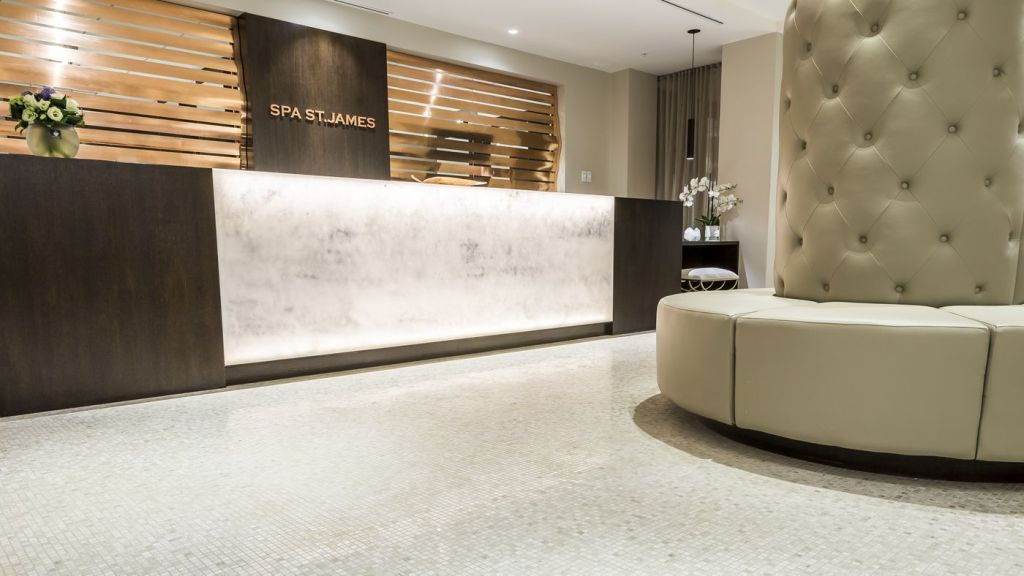 staying at the ritz carlton montreal