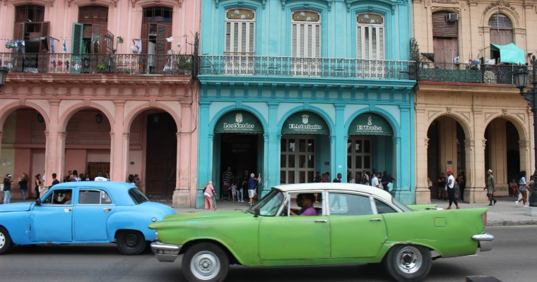 Time Traveling To Havana, Cuba