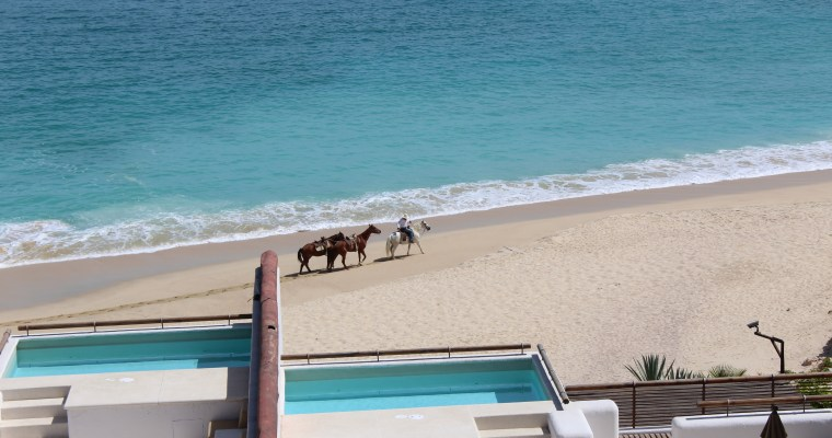 Staying at Marquis Los Cabos, Mexico