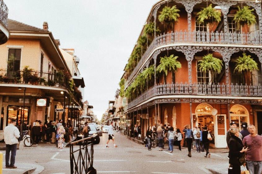 Guide To Surviving Bourbon Street In New Orleans Angelina
