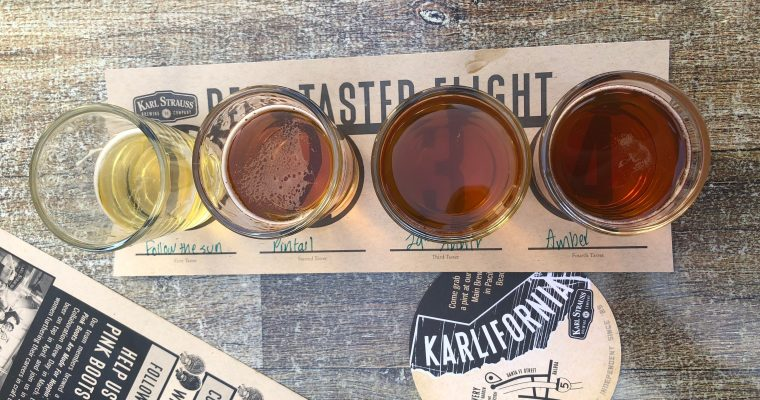 San Diego's Craft Brew Scene