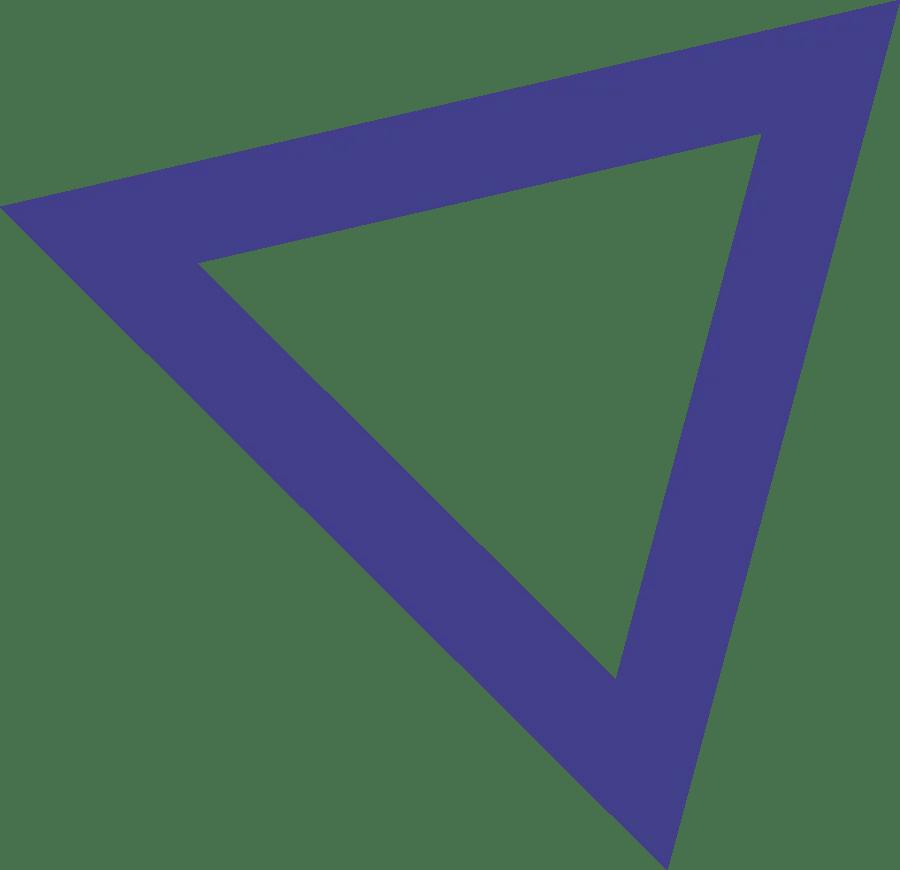 Paarse driehoek