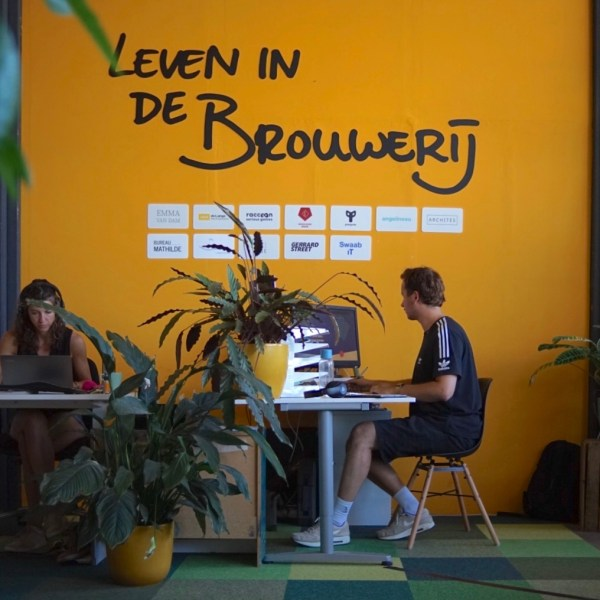 Jord de Kat Angelino - de beste ontwerper van Delft