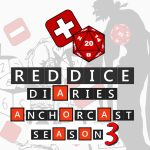 30 Days of Worldbuilding Featured on Red Dice Diaries Podcast