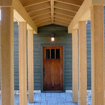Cobblestone Door