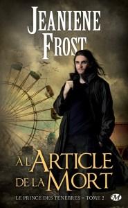 Prince des ténébres de Jeaniene FROST