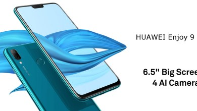 Photo of Huawei Enjoy 9s – Full Specifications , Features And Price In Nigeria