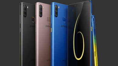 Infinix Note 6 Price in Nigeria