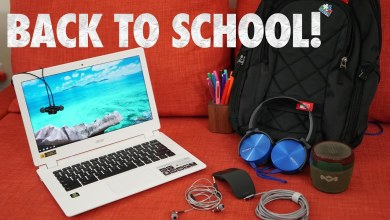 Photo of Back To School Tech