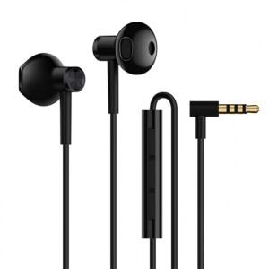 best earphones in india under rs2000 xiaomi half in ear dual unit driver earphones black