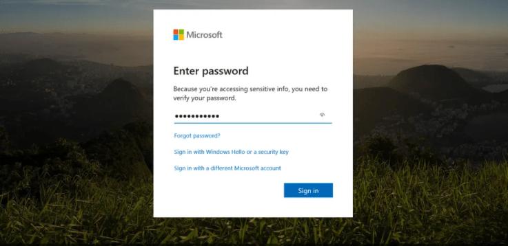 how-to-delete-cortana-recordings-microsoft-password