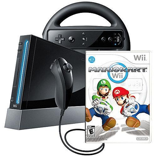 Mario Kart plus Nintendo Wii U console