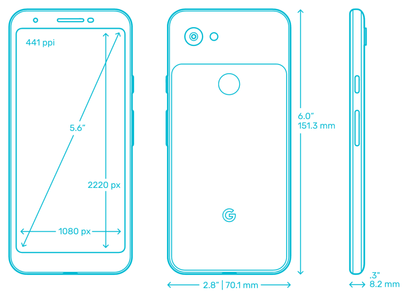 design-google-pixel-3a-vs-oneplus-6t