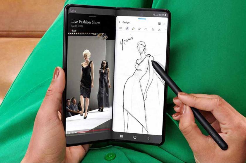 Samsung-Galaxy-Z-Fold-3-concept-dual-apps