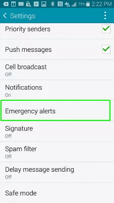 how-to-turn-off-emergency-alerts-on-galaxy-s5-select-emergency-alerts