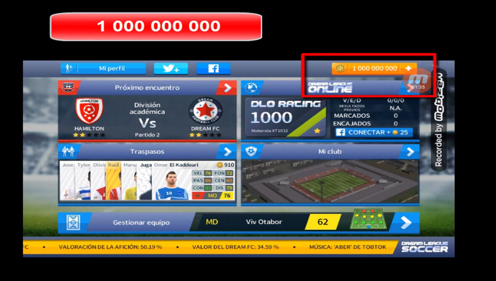 Como conseguir monedas infinitas en dream league soccer 2018