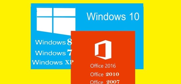 Activador para cualquier versión de Office y windows Full PARA TODO!