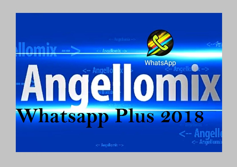 whatsapp angellomix 2020