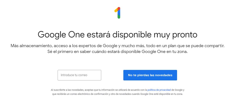 google drive vs google one
