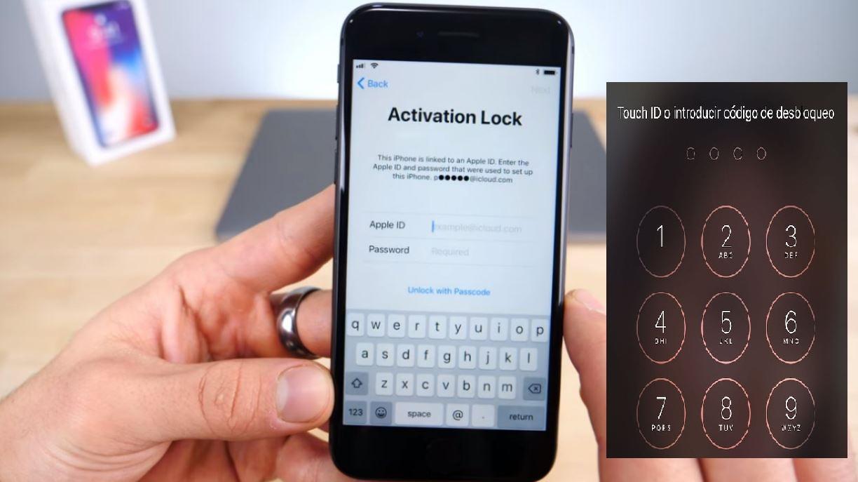 eliminar bloqueo de activacion de iphone 6