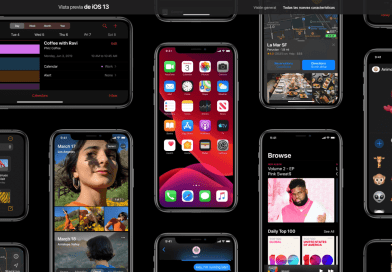 ios 13 de Apple