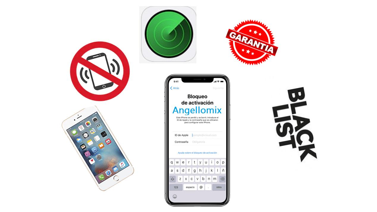 Como saber el estatus de tu Iphone bloqueado con Icloud