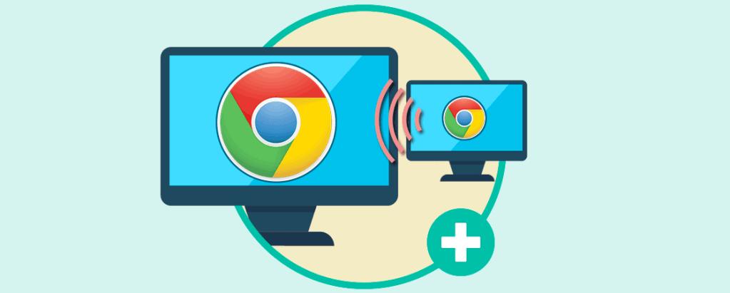extension de google chrome para conectarse remotamente a otra computadora