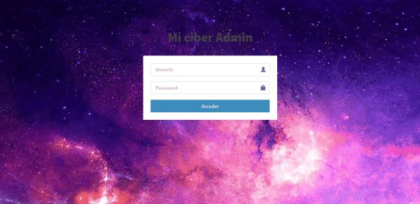 Sistema web para control de ciber cafe online en php y mysql panel de inicioPNG