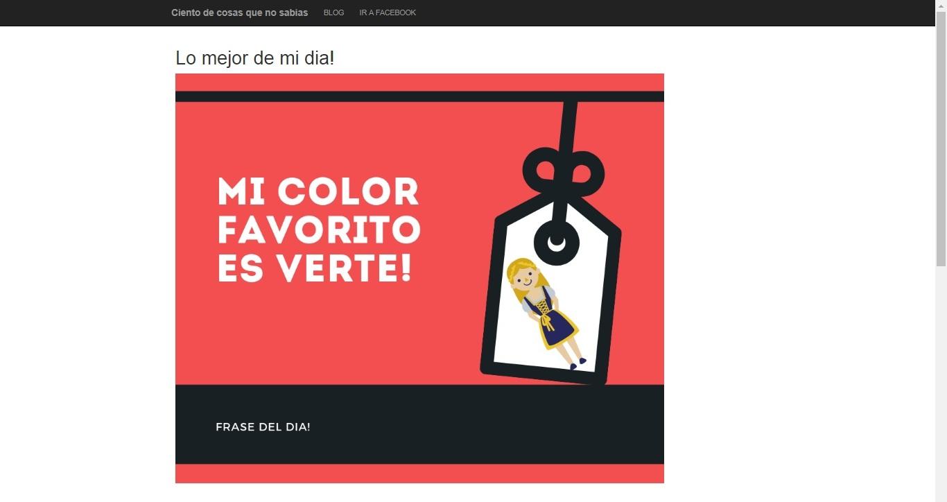 Sistema web para publicar fotos (BLOG)