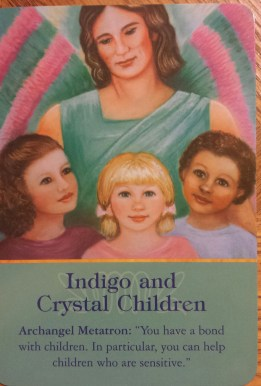 Indigo and Crystal Children