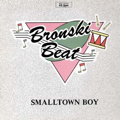 Bronski Beat y la inconfundible voz de  Jimmy Somerville. (3/6)
